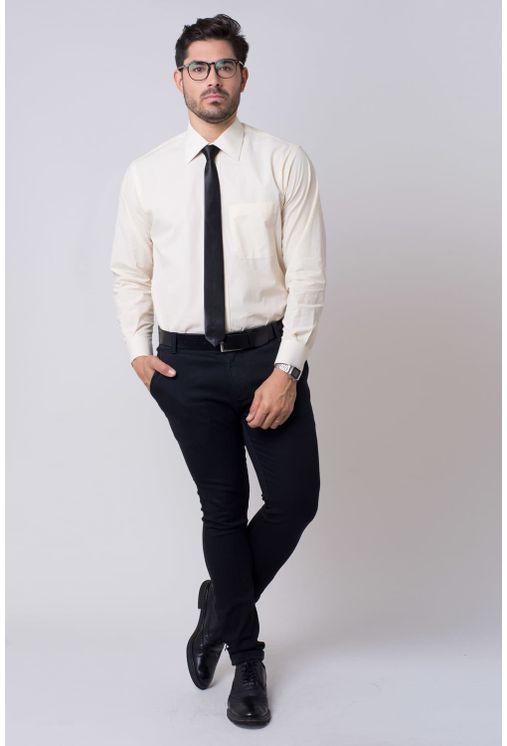 Camisa-social-masculina-tradicional-algodao-fio-50-amarelo-r01281a-4