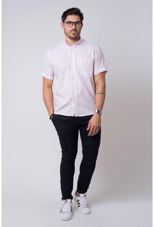 Camisa-casual-masculina-tradicional-microfibra-rosa-f07524a-4