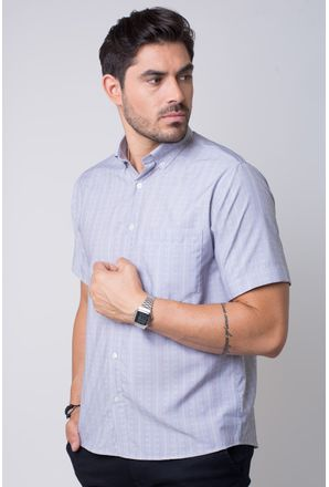 Camisa-casual-masculina-tradicional-microfibra-cinza-f07524a-1