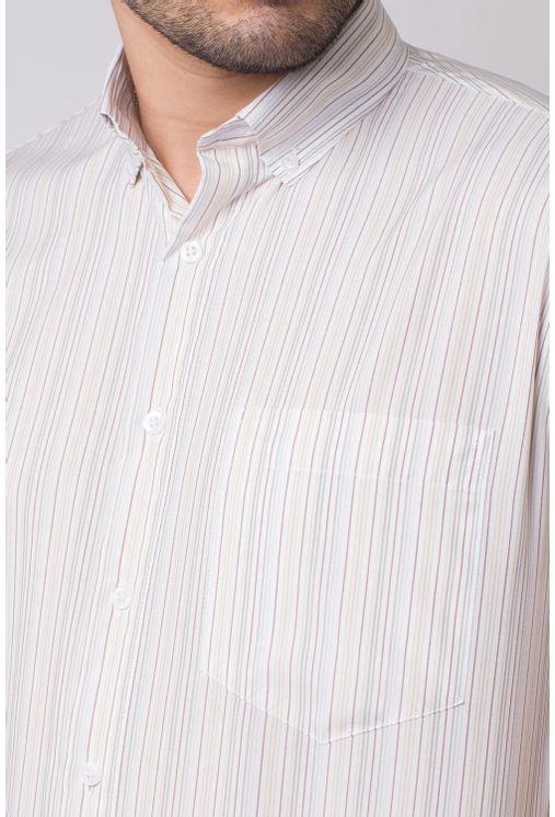 Camisa-casual-masculina-tradicional-microfibra-bege-f07524a-3