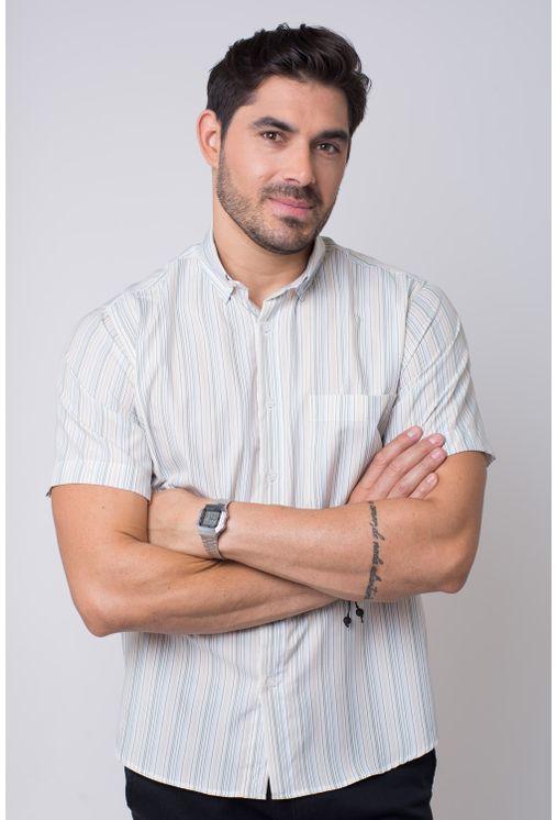 Camisa-casual-masculina-tradicional-microfibra-verde-f07524a-1