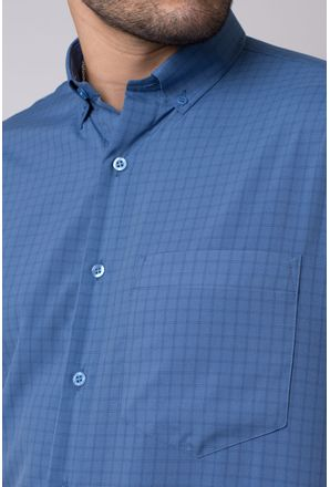 Camisa-casual-masculina-tradicional-microfibra-azul-medio-f07527a-3
