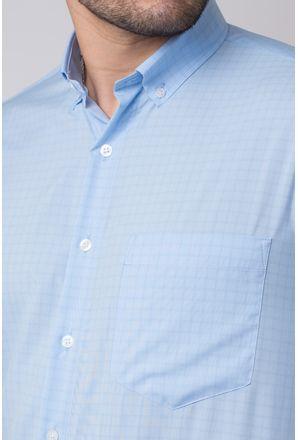 Camisa-casual-masculina-tradicional-microfibra-azul-claro-f07527a-3