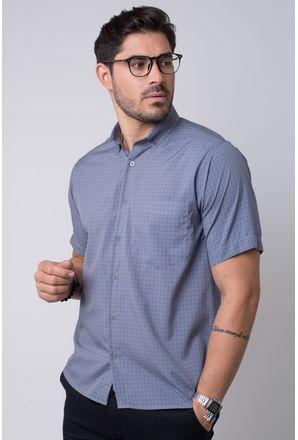 Camisa-casual-masculina-tradicional-microfibra-grafite-f07527a-1