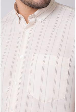 Camisa-casual-masculina-tradicional-microfibra-creme-f07527a-3