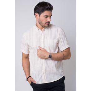 Camisa-casual-masculina-tradicional-microfibra-creme-f07527a-1