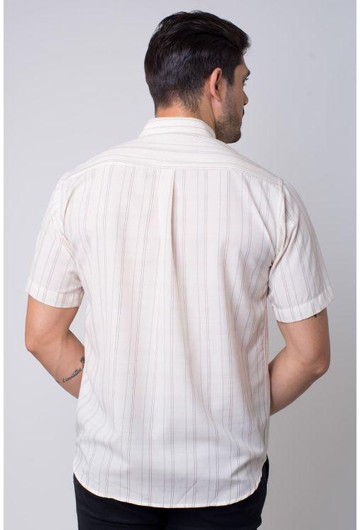 Camisa-casual-masculina-tradicional-microfibra-creme-f07527a-2