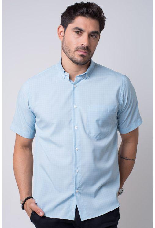 Camisa-casual-masculina-tradicional-microfibra-azul-f07527a-1