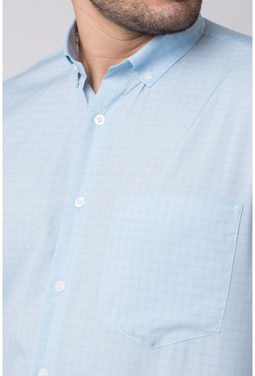 Camisa-casual-masculina-tradicional-microfibra-azul-f07527a-3