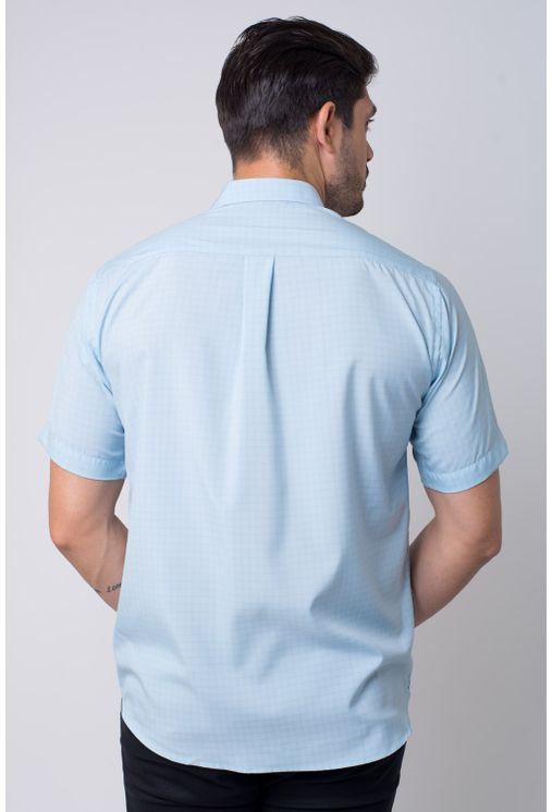Camisa-casual-masculina-tradicional-microfibra-azul-f07527a-2