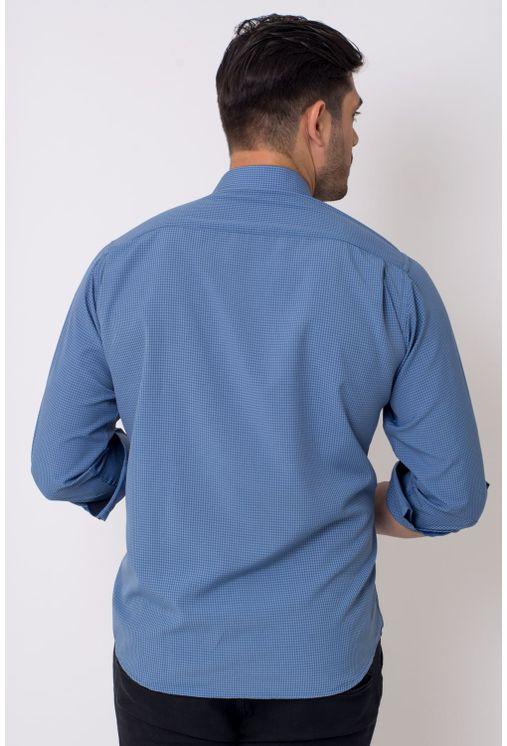 Camisa-casual-masculina-tradicional-microfibra-azul-escuro-f01790a-2
