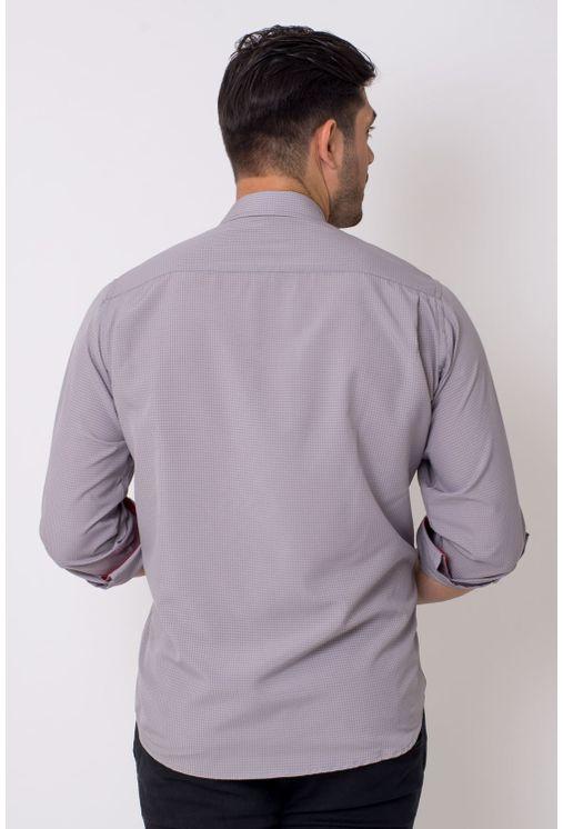Camisa-casual-masculina-tradicional-microfibra-grafite-f01790a-2