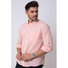 Camisa-casual-masculina-tradicional-microfibra-salmao-f01790a-1