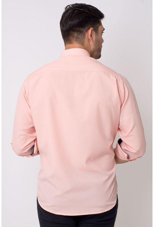 Camisa-casual-masculina-tradicional-microfibra-salmao-f01790a-2