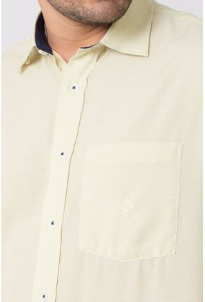 Camisa-casual-masculina-tradicional-microfibra-amarelo-f01790a-3