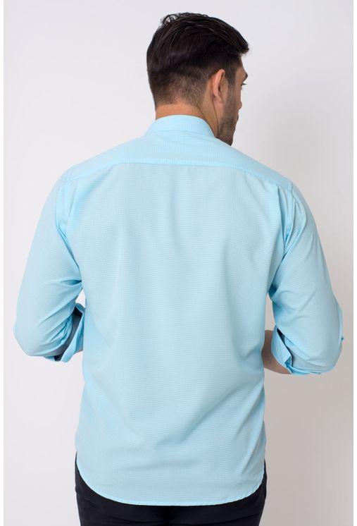 Camisa-casual-masculina-tradicional-microfibra-azul-claro-f01790a-2