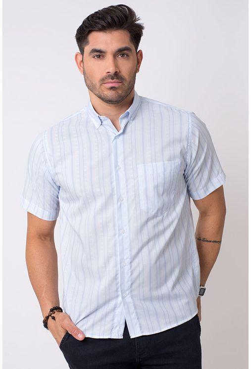 Camisa-casual-masculina-tradicional-microfibra-azul-claro-f07279a-1