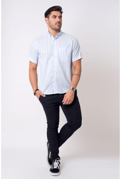 Camisa-casual-masculina-tradicional-microfibra-azul-claro-f07279a-4