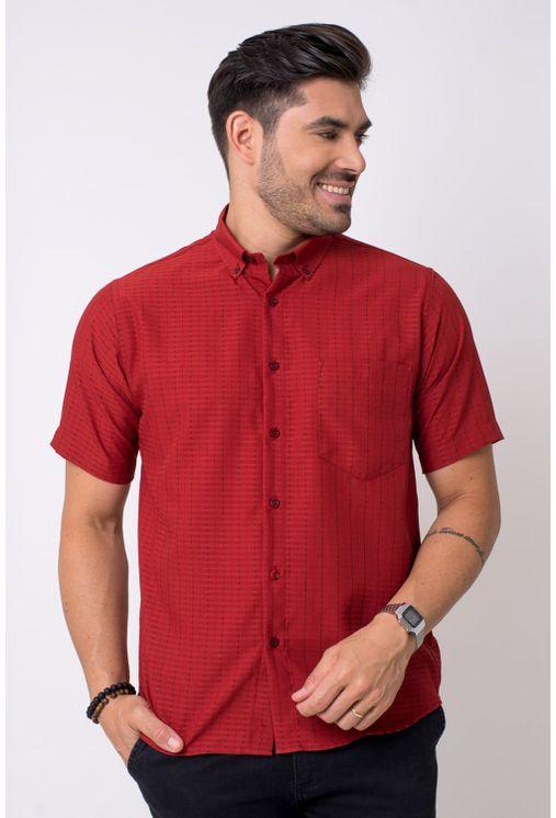 Camisa-casual-masculina-tradicional-microfibra-bordo-f07279a-1