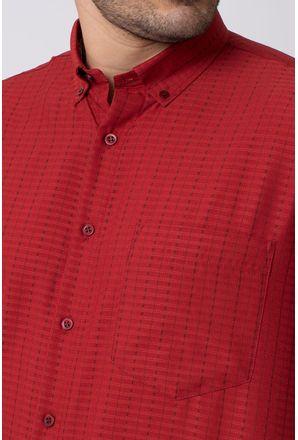Camisa-casual-masculina-tradicional-microfibra-bordo-f07279a-3