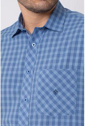 Camisa-casual-masculina-tradicional-microfibra-azul-medio-f01794a-3