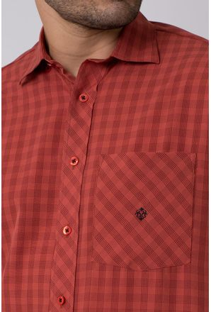 Camisa-casual-masculina-tradicional-microfibra-vermelho-f01794a-3