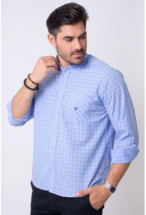 Camisa-casual-masculina-tradicional-microfibra-lilas-f01794a-1