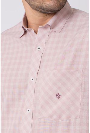 Camisa-casual-masculina-tradicional-microfibra-bege-f01794a-3