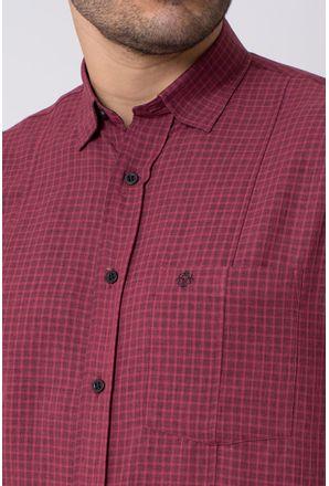Camisa-casual-masculina-tradicional-microfibra-bordo-f01798a-3