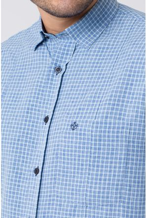 Camisa-casual-masculina-tradicional-microfibra-azul-claro-f01798a-3