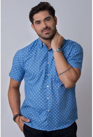 Camisa-casual-masculina-tradicional-algodao-misto-azul-claro-f02176a-1