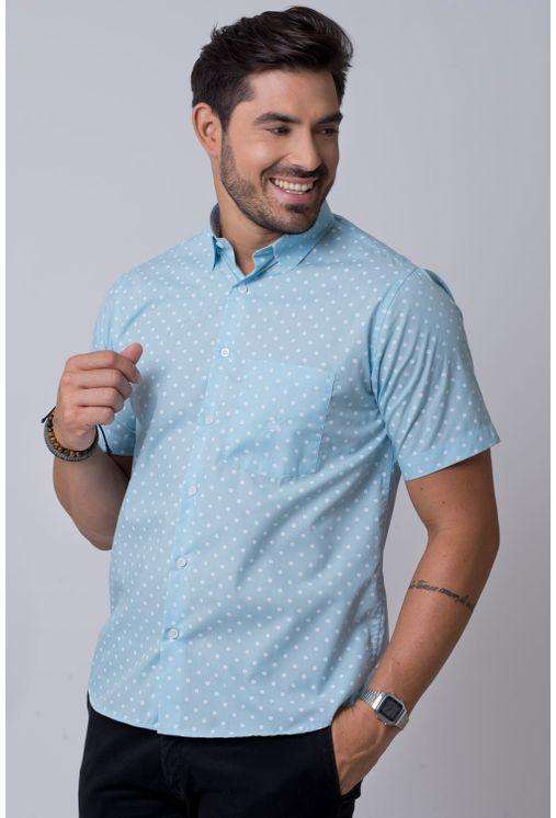 Camisa-casual-masculina-tradicional-algodao-misto-azul-f02176a-1