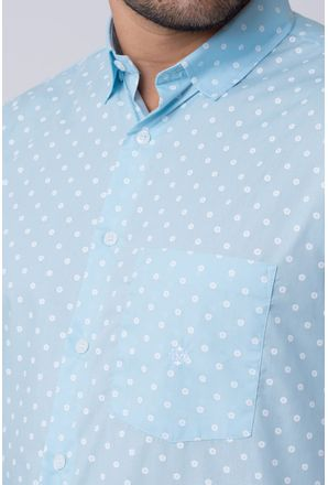 Camisa-casual-masculina-tradicional-algodao-misto-azul-f02176a-3