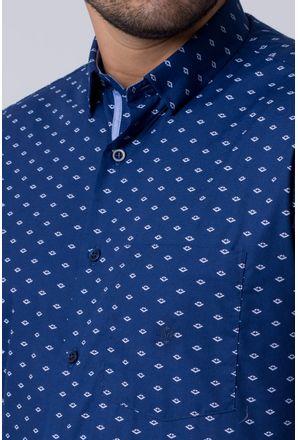 Camisa-casual-masculina-tradicional-algodao-misto-azul-escuro-f02145a-3