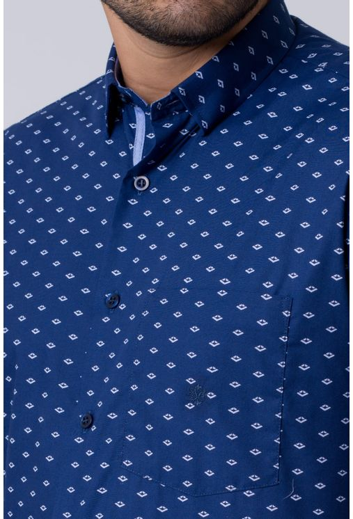 Camisa-casual-masculina-tradicional-algodao-misto-azul-escuro-f02145a-1