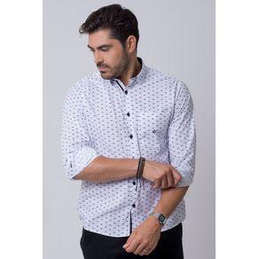 Camisa-casual-masculina-tradicional-algodao-misto-branco-f02145a-1
