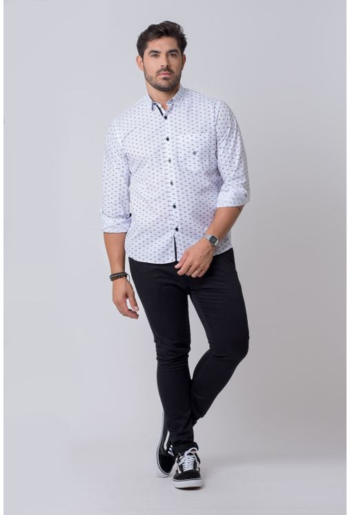 Camisa-casual-masculina-tradicional-algodao-misto-branco-f02145a-4