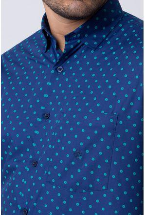 Camisa-casual-masculina-tradicional-algodao-misto-azul-escuro-f02176a-3