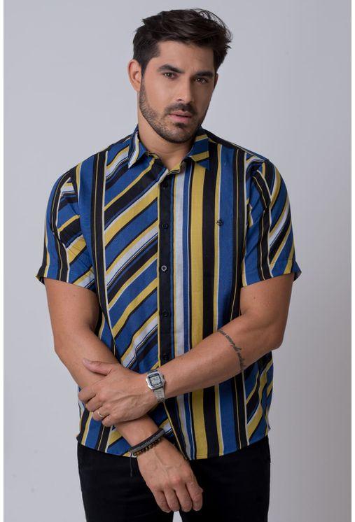 Camisa-casual-masculina-tradicional-rami-amarelo-f02142a-1