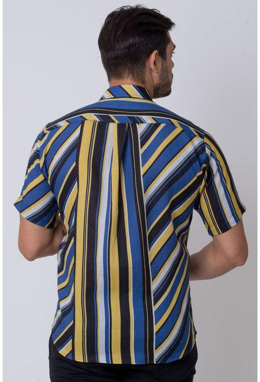 Camisa-casual-masculina-tradicional-rami-amarelo-f02142a-2