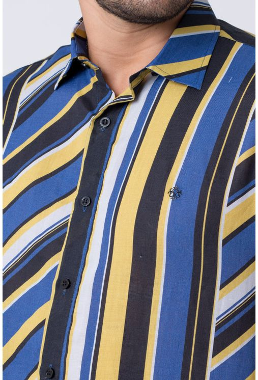 Camisa-casual-masculina-tradicional-rami-amarelo-f02142a-3