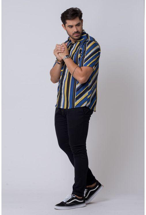 Camisa-casual-masculina-tradicional-rami-amarelo-f02142a-4