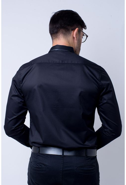 Camisa-social-masculina-tradicional-algodao-fio-80-preto-r09938a-2