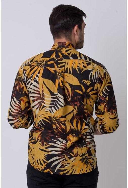 Camisa-casual-masculina-tradicional-rami-mostarda-f02141a-2