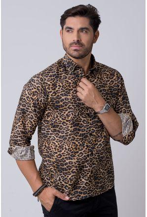 Camisa-casual-masculina-tradicional-rami-amarelo-f02141a-1