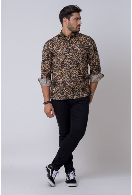 Camisa-casual-masculina-tradicional-rami-amarelo-f02141a-4