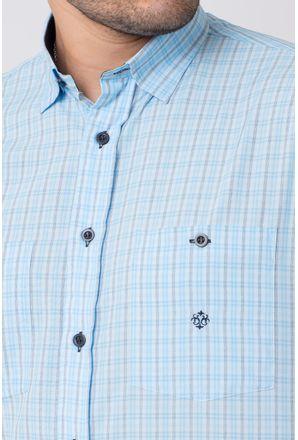 Camisa-casual-masculina-tradicional-microfibra-azul-claro-f01791a-3