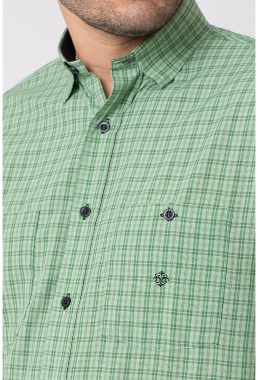 Camisa-casual-masculina-tradicional-microfibra-verde-f01791a-3