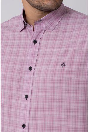 Camisa-casual-masculina-tradicional-microfibra-rosa-f01792a-3