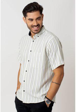 Camisa-casual-masculina-tradicional-microfibra-verde-f07938a-1